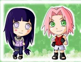 Hinata et Sakura