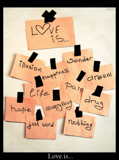 Love Is ..