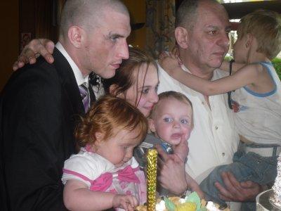 ( notre mariage du 30 avril 2011 )