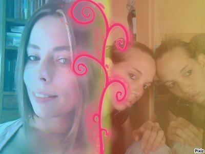 montages (  moi avec ma grande soeur  )