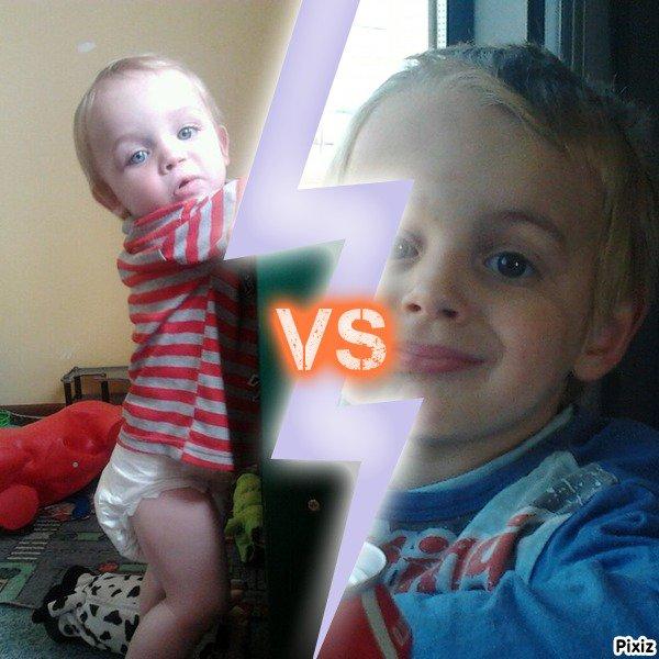 montages ( ethan vs gabriel )