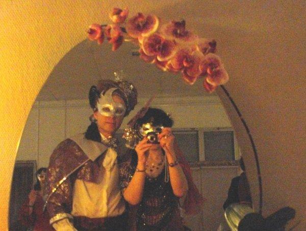 Conte moi Venise ...Carnaval Gentiana à Tours