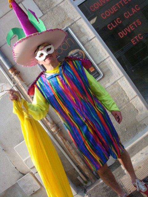 Carnaval deTours Nain Jaune