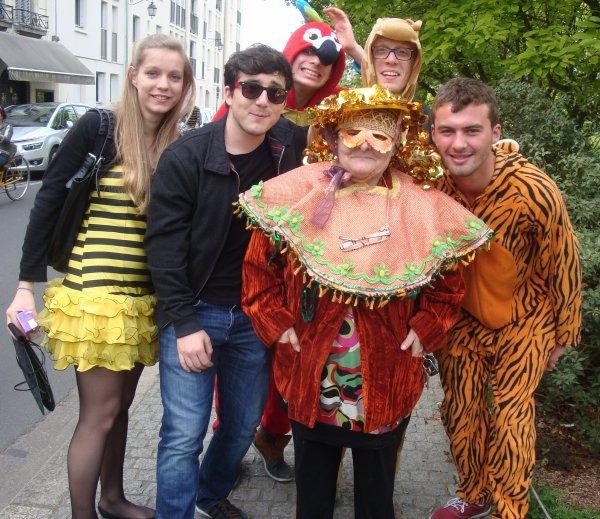 18 AVRIL Carnaval àTours