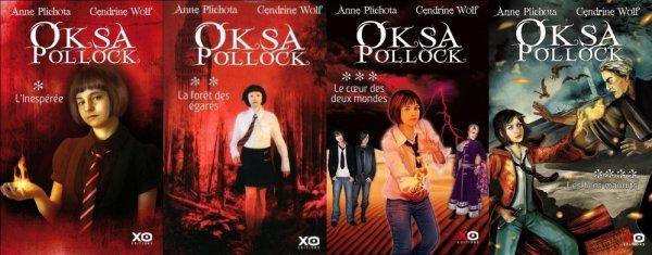Oksa Pollock - Anne Plichota & Cendrine Wolf