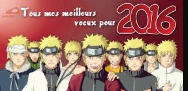 Bonne année tout le monde *^* !!!