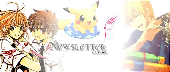 ✿´`·.·´`✿ Newletter ✿´`·.·´`✿
