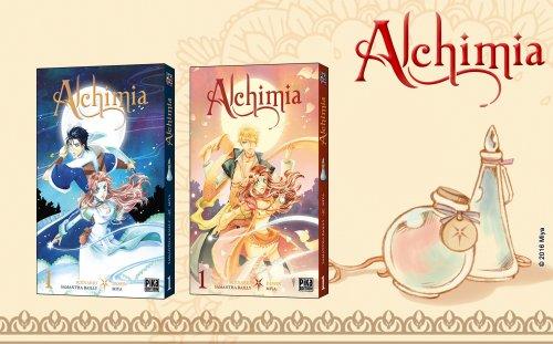 ❀ Alchimia ❀