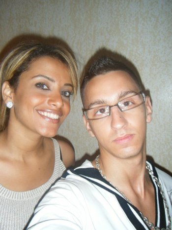 ma couz1ne et moi