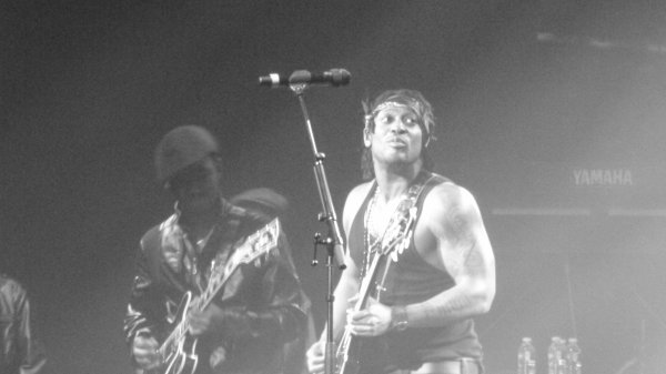 d Angelo au Zenith de Paris 29/01/12