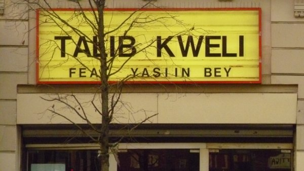 TALIB KWELI special Guest Yasiin BEY aka MOS DEF