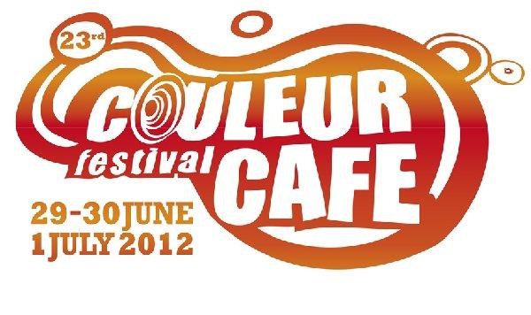 FESTIVAL COULEUR CAFE BRUXELLES DU 29 JUIN 2012 AU 1ER JUILLET 2012