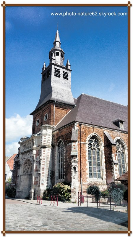Église de Hesdin