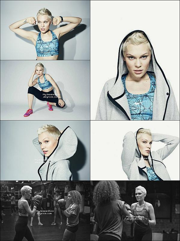 ... Jessie J collabore avec Nike et deviens le modèle de la campagne«Just Do It» ! ...