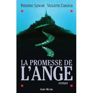 La promesse de l'ange - Frédéric Lenoir