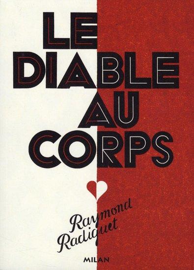Le diable au corps - Raymond Radiguet