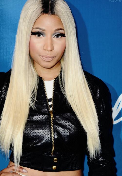 Nicki Minaj mon idol ! <3