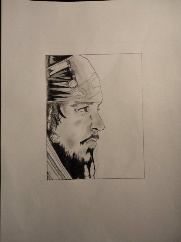 """J.Sparrow"""