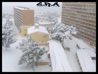 Il Neige à La G.r.a