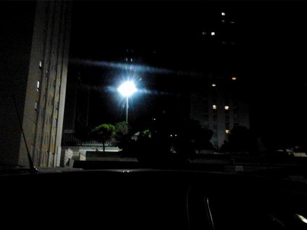 Il Fait Nuit à La Soli