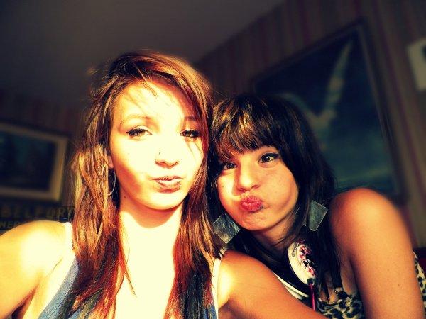Ma soeur !! *_*