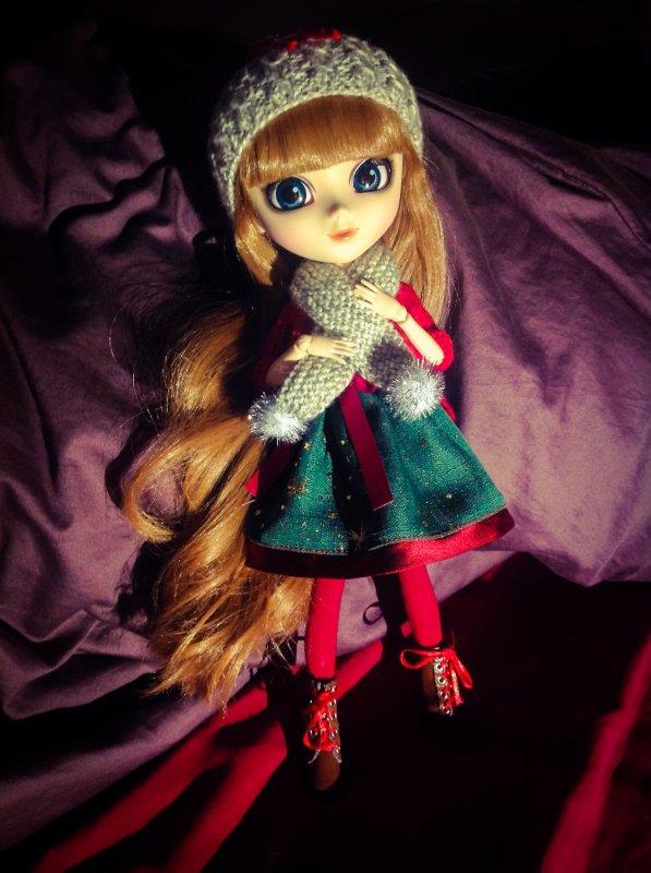 Nouvelles photos, tenue Noël :)