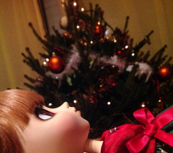 Petits essais photos en attendant Noël