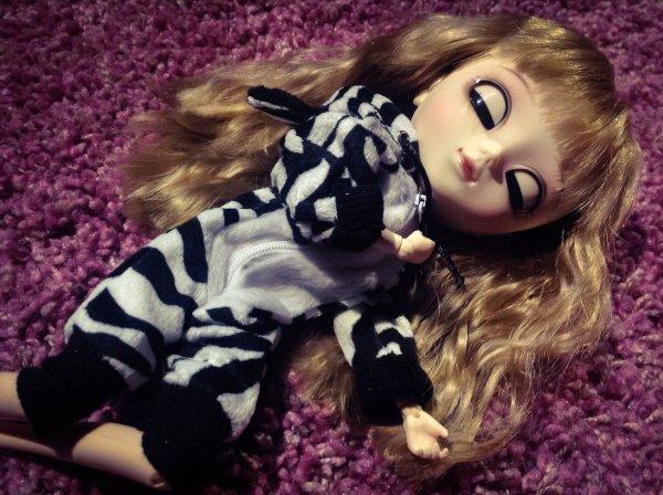 Pyjama et ... Surprise ;)