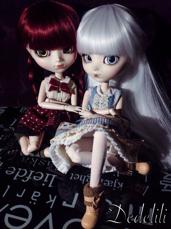 Charlie et Léona <3
