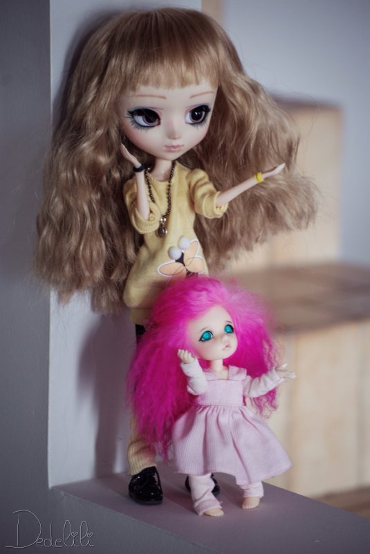 Rencontre jolie doll rennes + ariana-pullip :)