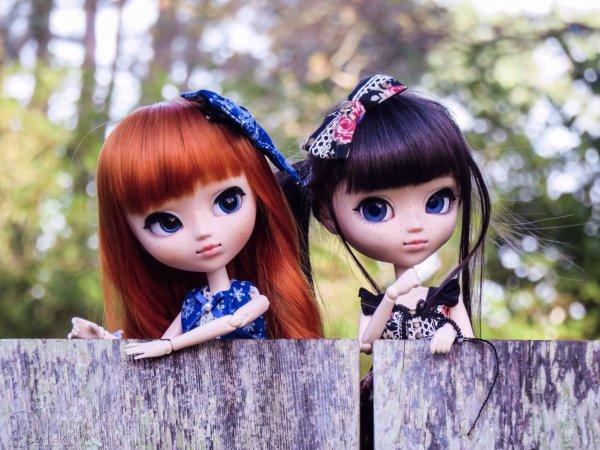 Amélia et Émilie