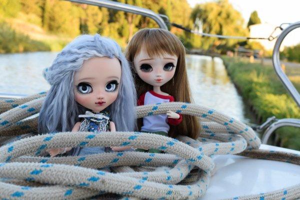 Vacances sur le Canal ~