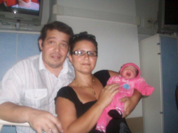 mon oncle david  et ma tante ange