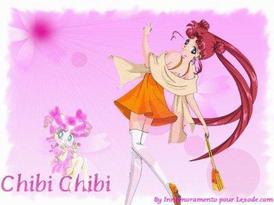 Chibi Chibi Adolescente