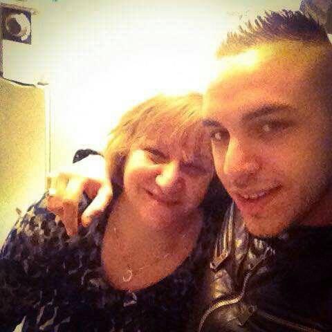moi et la mama :)