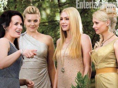 Twilight, épisode 4... Nouvelles photos !