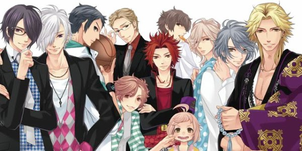*BROTHERS CONFLICT*