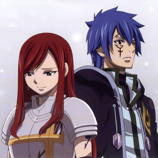 Quelques couples de Fairy Tail