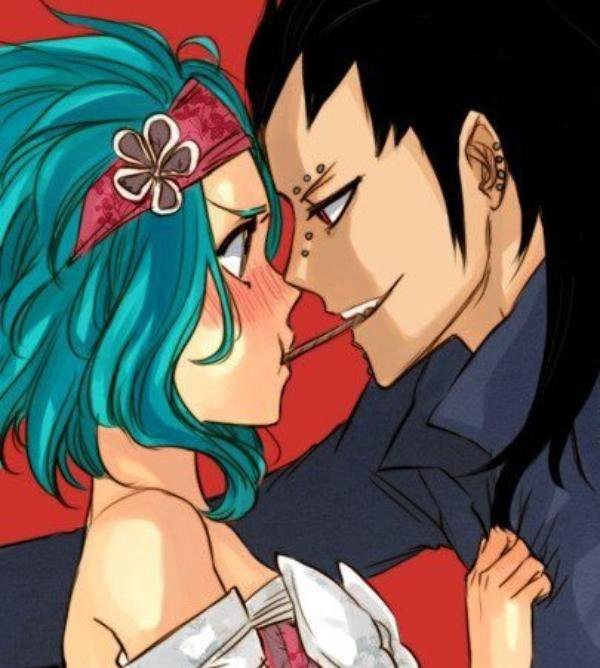 Quelques couples de Fairy Tail