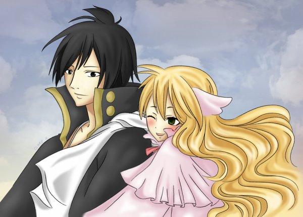 Encore quelques couples de Fairy Tail