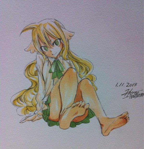 Quelques dessins d'Hiro Mashima (partie 4)