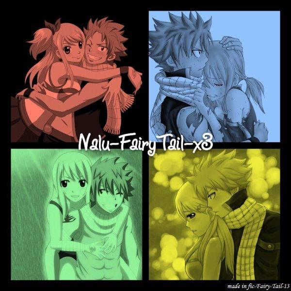 ~ Montages pour Nalu-FairyTail-x3 ~