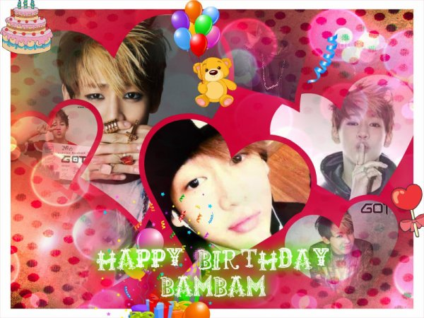 Bambam Birthdays !!