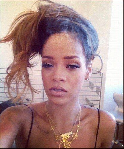 Rihanna plus maigre que jamais ♥
