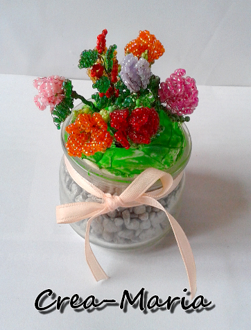 Petit Pot de Rosesï