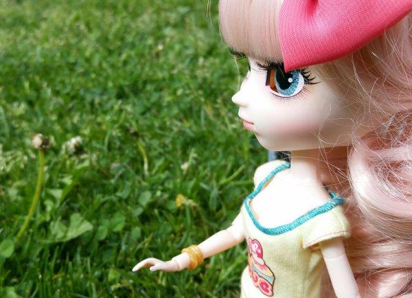 Séance photo: dans le jardin^^