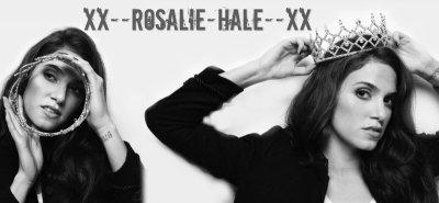 Rosalie & Emmett à votre service