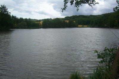 Présentation de l'étang de Leimbach