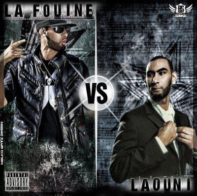 La Fouine vs Laouni