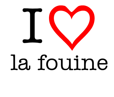 I ♥ La Fouine Forever